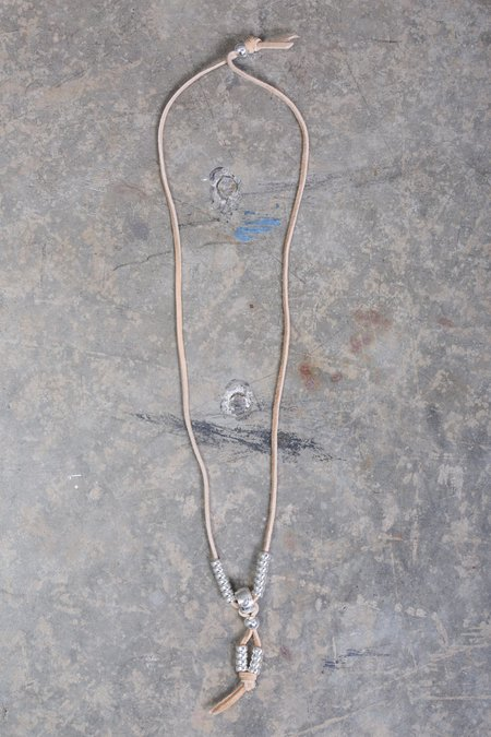 MAPLE Justin Rivard Bead Necklace