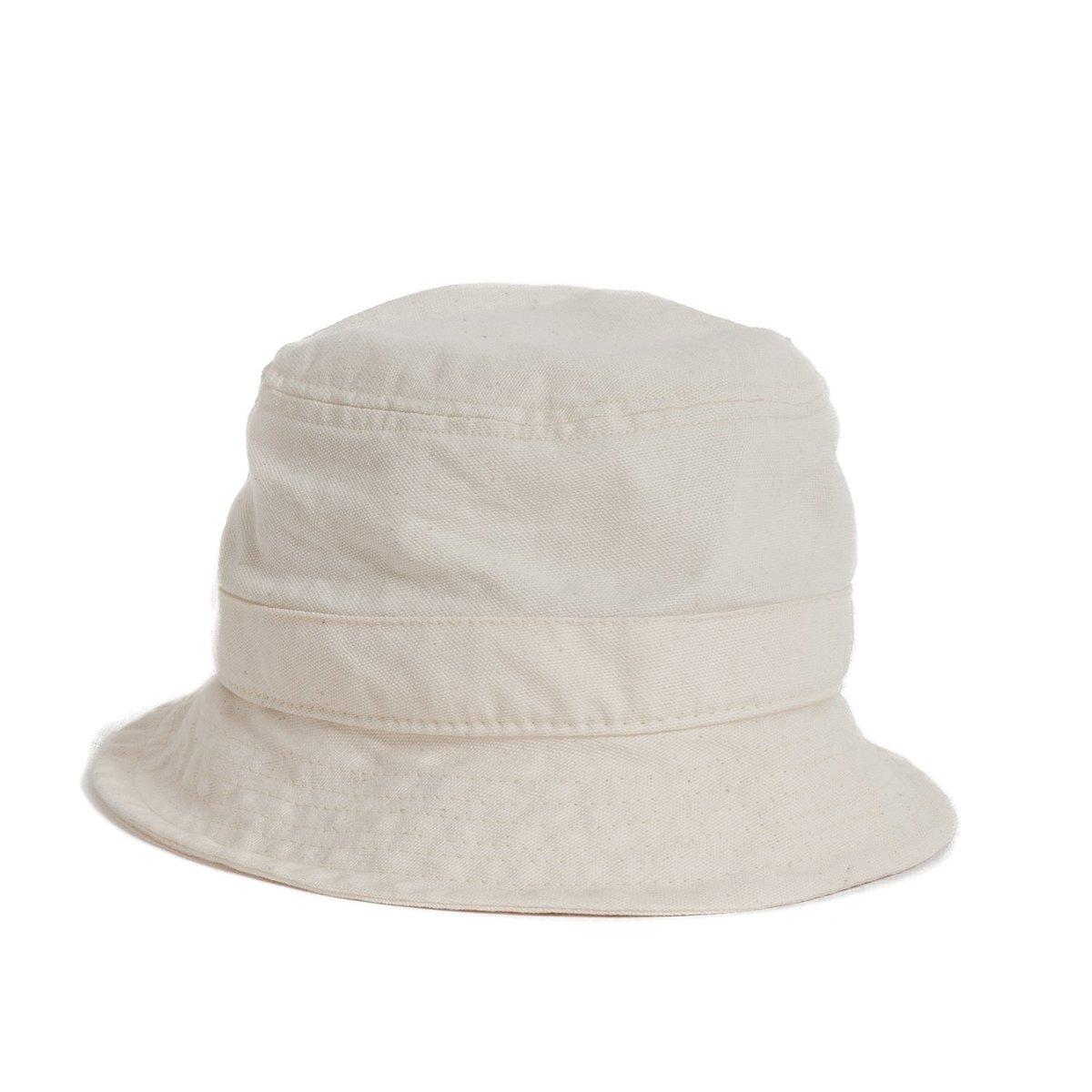 Corridor Bucket Hat - White Canvas  54c95caadda