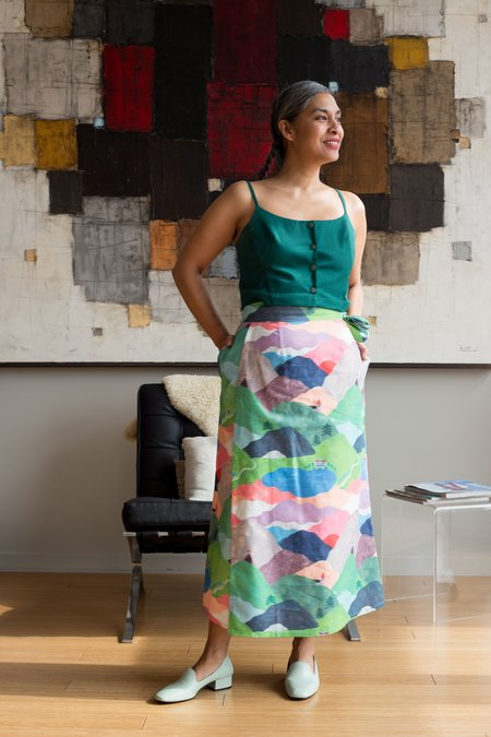 Samantha Pleet Yodel Skirt - Hills are Alive