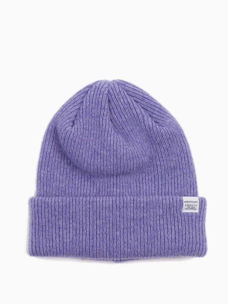 Norse Projects Norse Beanie Heather