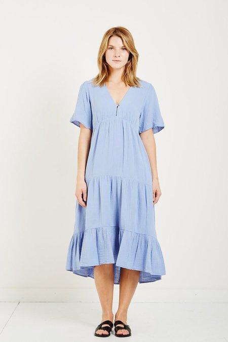 Xirena Agatha Dress in Blue Waters