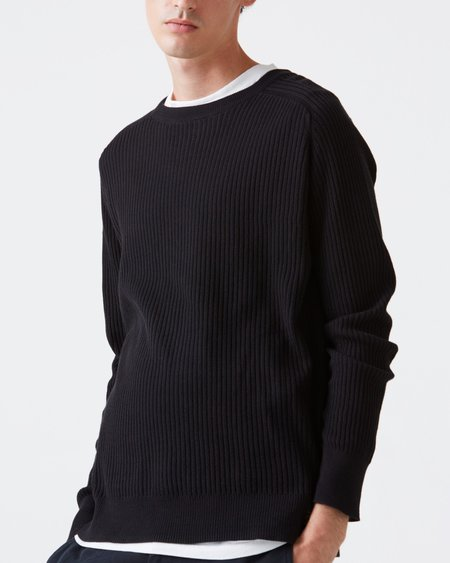 Hope Compose Sweater - Black
