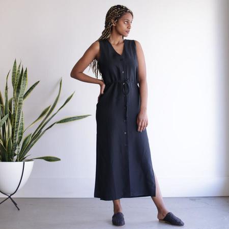 Ozma Sunrise Dress - Silk Linen