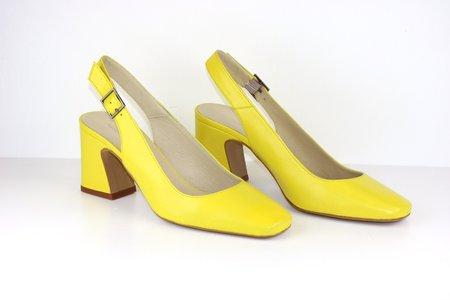 """Intentionally __________."" Cyprus Yellow"