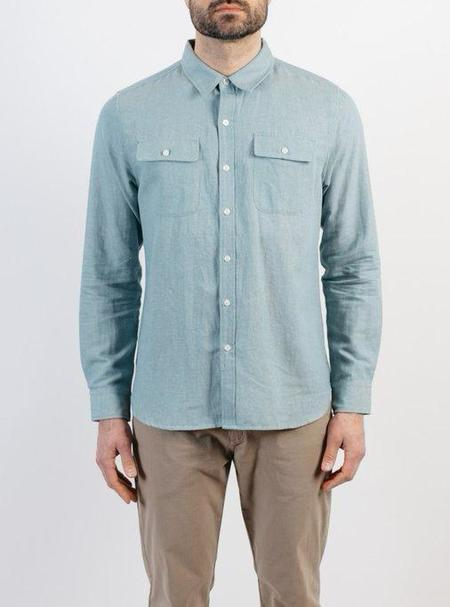 Bridge & Burn Cole Shirt - Bright Chambray