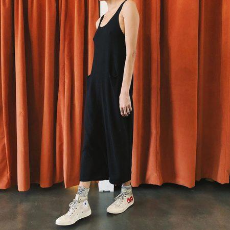 Lauren Manoogian Playa Suit - Black