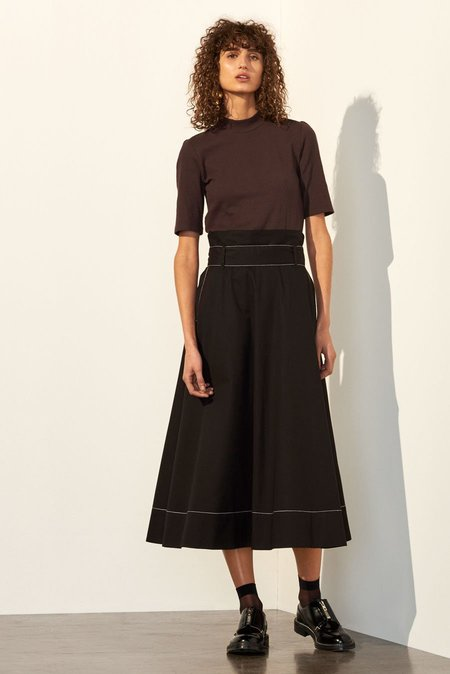 Kowtow Audition Skirt in Black