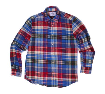 Portuguese Flannel Foz Long Sleeve Shirt