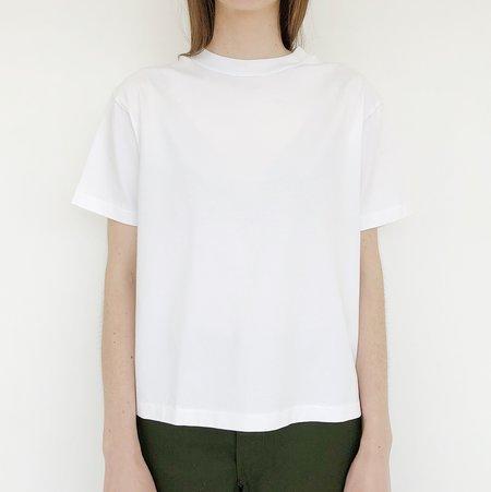 Tanaka White Boxy T-Shirt