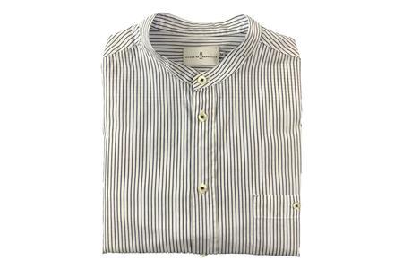 Cuisse de Grenouille Enjoleur Shirt - Blue/White