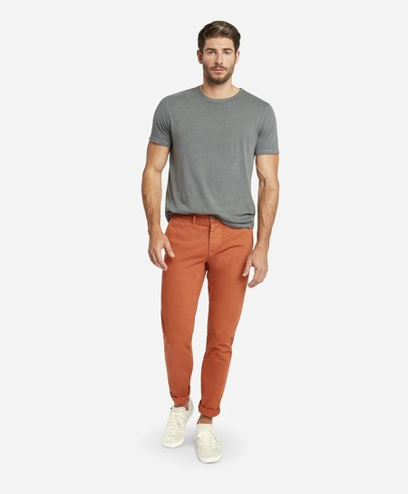 life/after/denim Weekend Chino - Terra Cotta