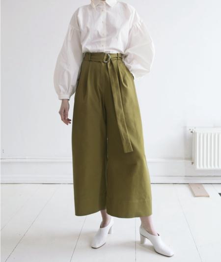 Mr. Larkin Babette Pants in Olive