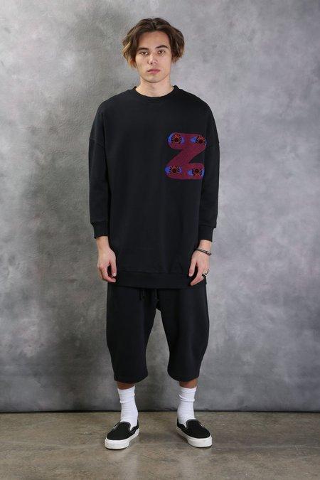 Henrik Vibskov ZZZ Sweatshirt - Black