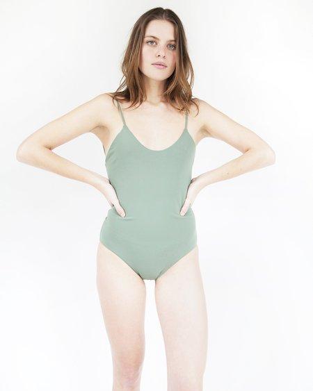 esby swim Julia Tank One-piece - Seaweed