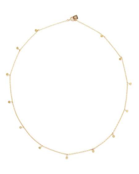 Unicorn Nameplate Necklace