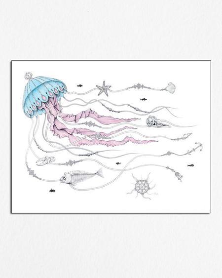 BEC CROCKETT Jellyfish Tangle