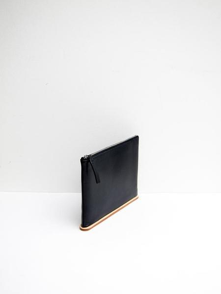 Building Block Medium Pouch - Black