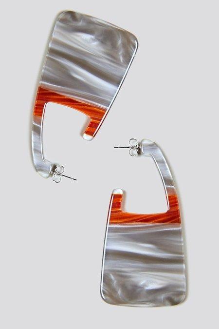 Rachel Comey Elsie Earrings - Multi Shell