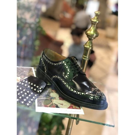 Clergerie Roeloc Studded derby