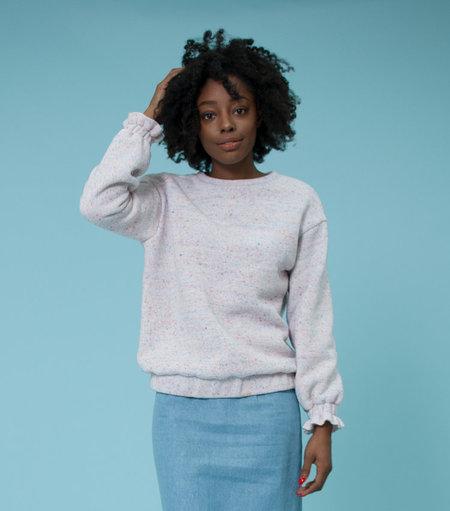Plante Girly Sweatshirt - Confetti