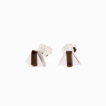 Ming Yu Wang Dart Earrings