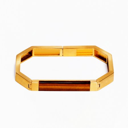 Ming Yu Wang Metric Bangle