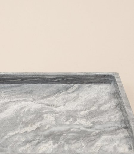 La Roca ROMBLON TABLETOP TRAY - GRAY