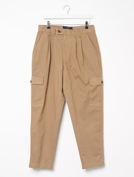 Mfpen Work Trousers - Khaki