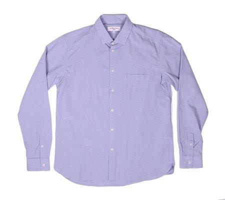 YMC Curtis Shirt - Sky