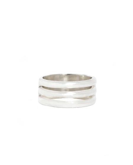 Minoux Jewelry Tria Ring