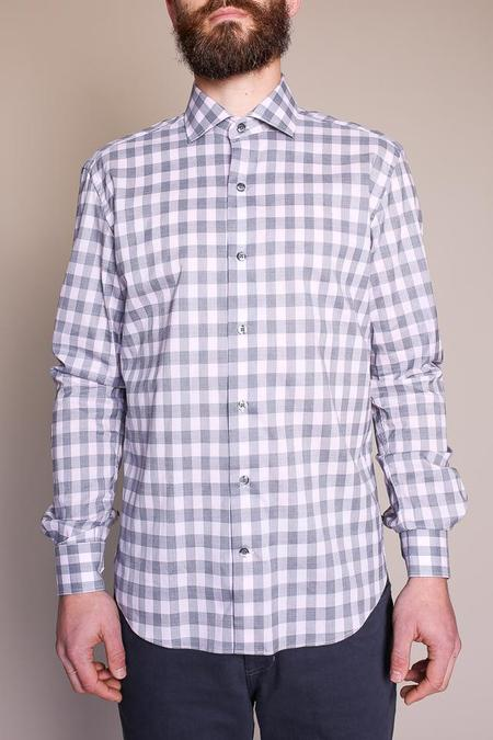 Culturata Gingham Shirt in Pink