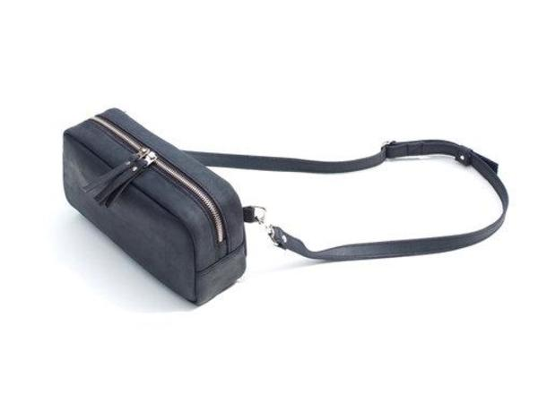 Woolfell Sac A La Taille Taco Bag - Black