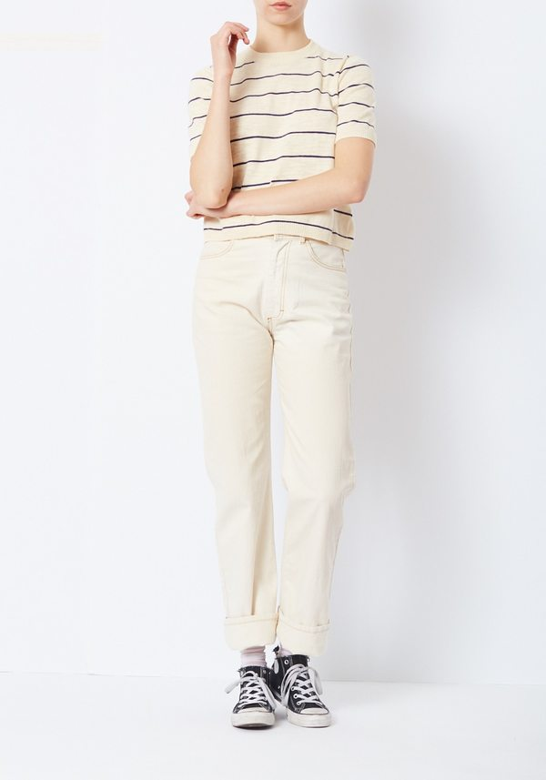 You Must Create Shelly Striped Knit