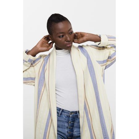 Osei-Duro Theca Coat