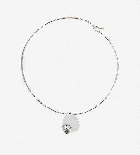 LUZ ORTIZ Pearl Mabe Collar