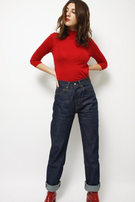 Levis Made & Crafted Marilyn Monroe Levi Denim