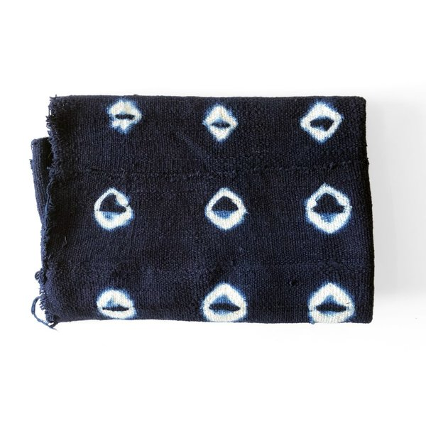 Valiente Goods Indigo African Mud Cloth 03