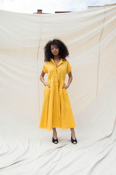 Nikki Chasin RALLY DRESS - SAFFRON