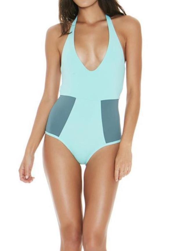 Lspace Fireside Swimwear - Turquoise