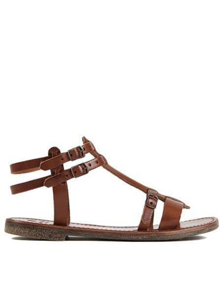 Hudson Maquinna Gladiator Sandal - Tan