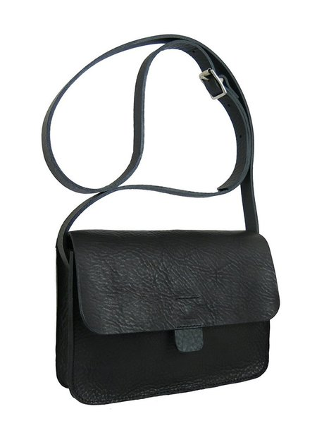 Kate Sheridan Tab Bag in Black