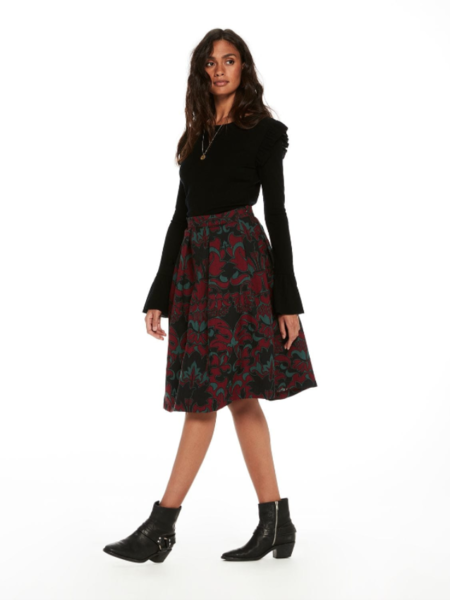 Maison Scotch Full Skirt
