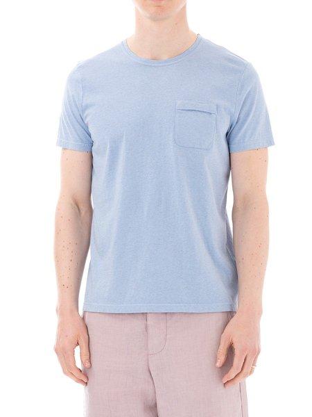 Oliver Spencer Envelope T-Shirt in Warren Sky