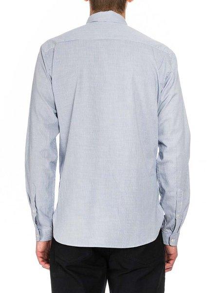 Oliver Spencer NYC Shirt - BLUE