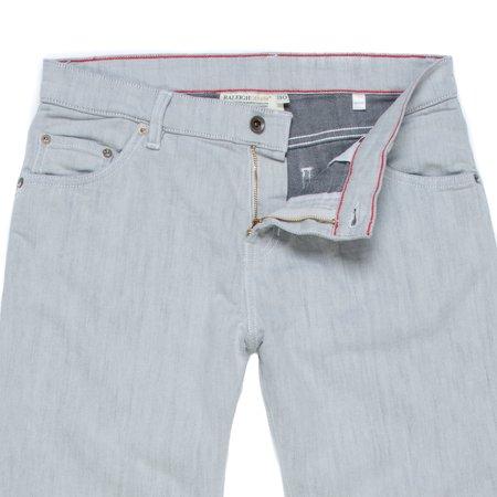 Raleigh Denim Workshop Martin Stretch Jeans - Mercury