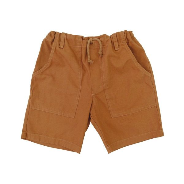 Kids nico nico Broadway Barrel Shorts - Twig