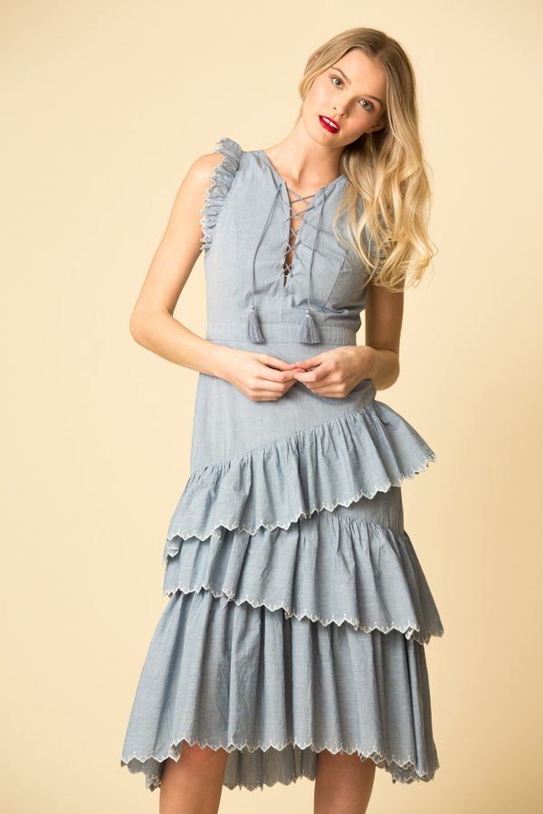 Ulla Johnson Rosalind Dress
