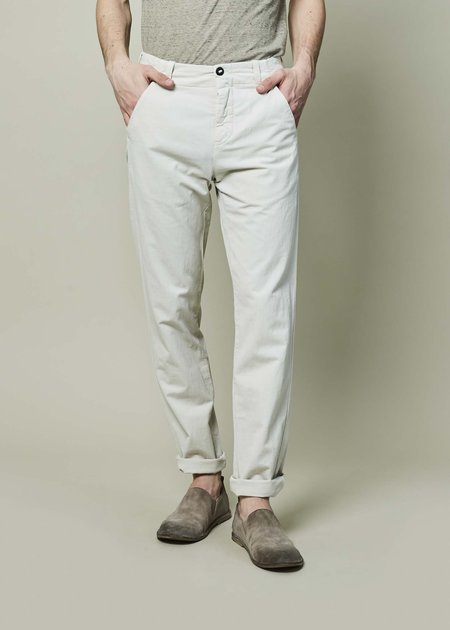 Hannes Roether Cotton Track Pant