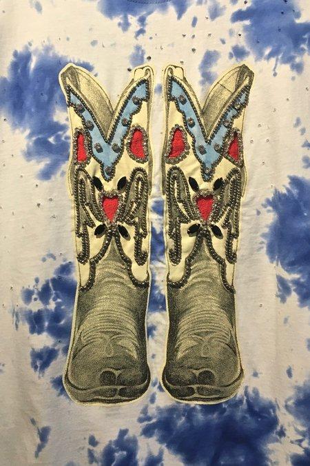 Dallas Cowboy Boots Tee