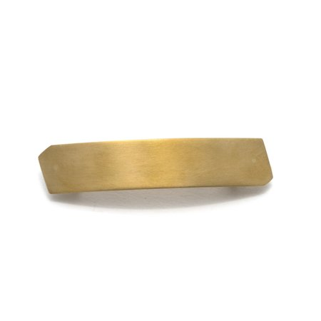 Erin Considine Brushed Brass Hairclip